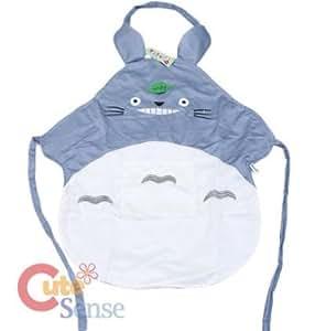 My Neighbor Grey Totoro Apron with ear
