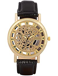 Gypsy Club GC84 Transparent::Skeleton Analog Watch - For Men, Boys, Women, Girls