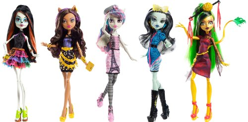 Monster High Travel Scaris Jinafire Long Doll наклейка monster high