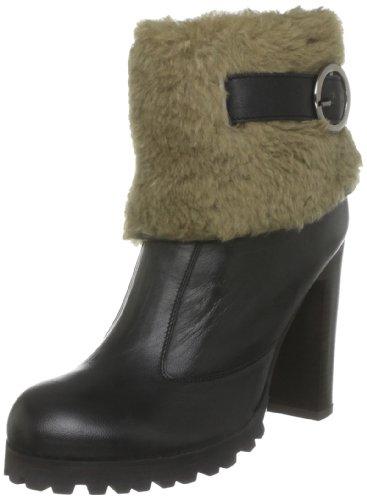 Gas Footwear Women's Swindon Black Ankle Boots W20000104 7 Uk