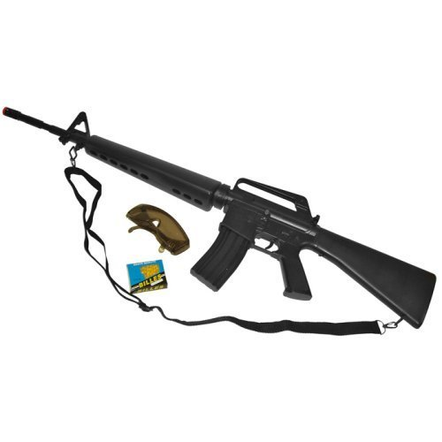 M16A1 Airsoft Spring Rifle Gun