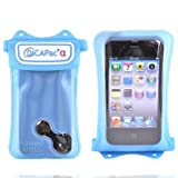 Dicapac WP-i10 Waterproof Case for Apple iPhone (Sky Blue)
