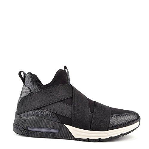 Ash Matrix Sneaker, Donna 44 EU Nero