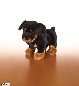 Amazon.com: Webkinz Ganz Rottweiler: Toys & Games