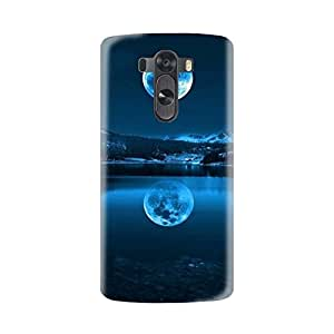 StyleO LG G3 Designer Printed Case & Covers Matte finish Premium Quality (LG G3 Back Cover) - Night Beauty