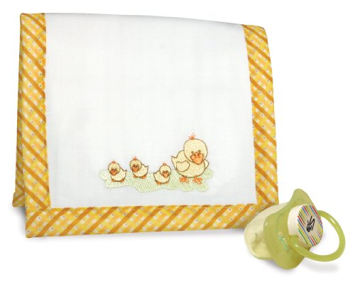 Baby Burp Pads front-121371