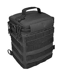 Hazard 4 forward Observer SLR Padded Camera Bag with Molle, Black