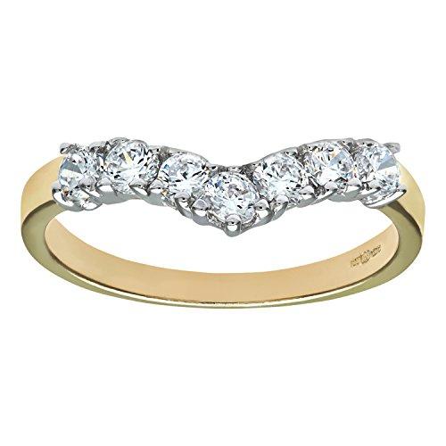 citerna-9-ct-yellow-and-white-gold-stone-set-wishbone-ring-size-k