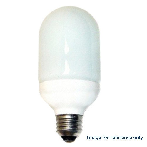 Sylvania 29196 - 14 Watt Cfl Light Bulb - Compact Fluorescent - Bullet Shape - 60 W Equal - 3000K Warm White - 82 Cri - 50 Lumens Per Watt - 12 Month Warranty