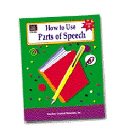 Cheap TEACHER CREATED RESOURCES HOW TO USE PARTS OF SPEECH CHALLENG (B000QGYIX8)