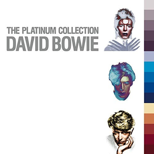 David Bowie - The Platinum Collection (Disc 3 - 1980-1987) - Zortam Music