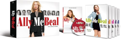 Ally Mcbeal: Complete Series [DVD] [Region 1]