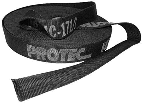 Tompkins Industries 039-NHS225-25 Nylon Protective Hose Sleeve, 2.25