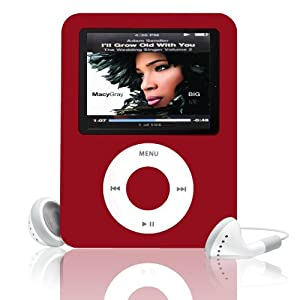 ELifeStore 8GB MP3 MP4 Player LCD Screen with FM Radio, Games, Voice Record