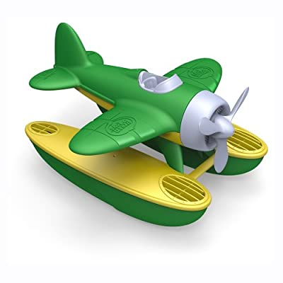 Green Toys Seaplane (Colours Vary)