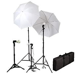 Photography Lighting : Continuous Lighting Kits : Photo Soft Box