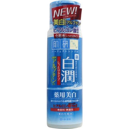 肌研(ハダラボ) 白潤 薬用美白化粧水 (しっとりタイプ) 170mL (医薬部外品)