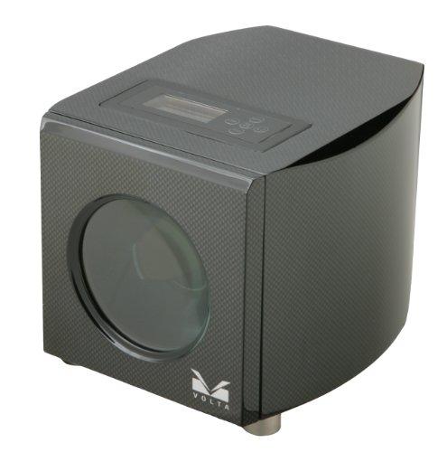 Volta 31-560018 Moderna Collection Single Carbon Fiber Watch Winder