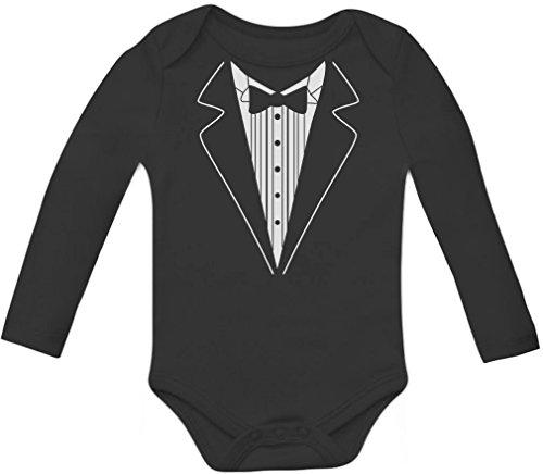 Tuxedo Onesies For Babies