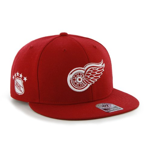NHL Detroit Red Wings Men's '47 Brand Big Shot
