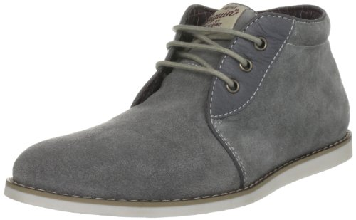 Original Penguin Men's Lawer Grey Lace Up 1DFA0374 10 UK
