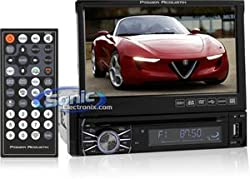 See Power Acoustik PTID-8920BT In-Dash 7