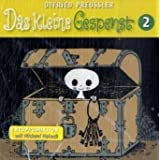 "Das kleine Gespenst (Neuproduktion), 1 Audio-CDvon ""Otfried Preu�ler"""