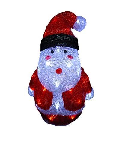 National Tree Company 16 Acrylic Santa