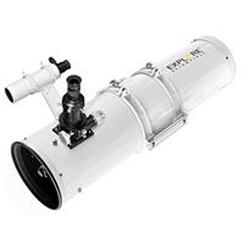 Explore Scientific 210Mm F/3.8 Photo Newtonian Telescope, Finder Scope Base Only; And Soft Carrying Case; Note: Finder Scope Not Included