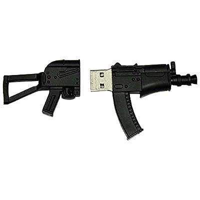 Pen Drive AKS-74U Gun Shape 16 GB USB 2.0 Pen Drive ZT14048