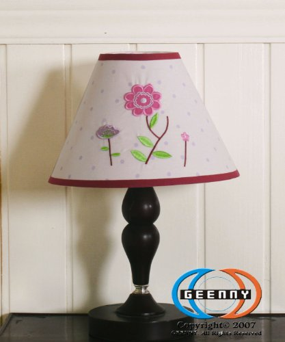 Geenny Entranced Forest Lamp Shade Only Without Base