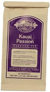 Hawaiian Tea Co, Kauai Passion, 18-Count