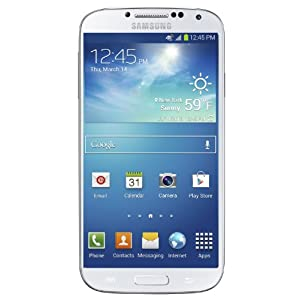 Samsung Galaxy S4, White (AT&T)