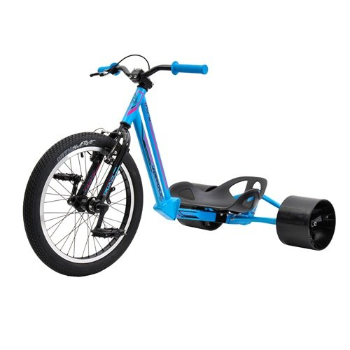 Lowest Price! Triad Underworld 2 Drift Trike Ride On, Aqua/Pink