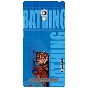 Asus Zenfone 6 A601CG Back Cover - Bathing Designer Cases