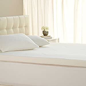 Amazon Com Tempurpedic Mattress Topper Queen Home