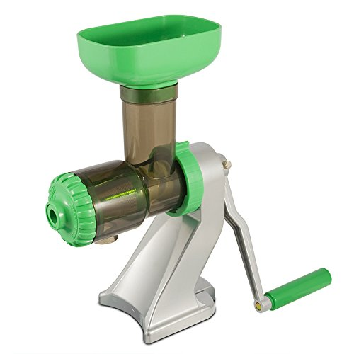 Manual Wheatgrass Juicer Reviews - Best Juicers in 2017