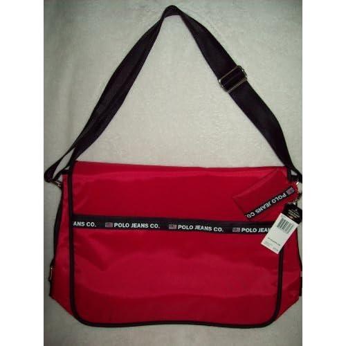 Amazon.com: Ralph Lauren Messenger/diaper Bag