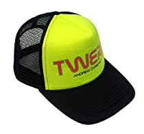 Twerk Cap, Black/Neon Yellow, Large