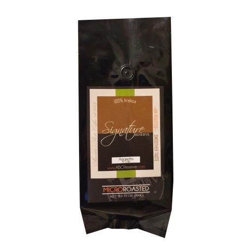 America'S Best Coffee Reserve 33Oz 100% Arabica Signature Amaretto Micro Roasted Coffee (K Cup)