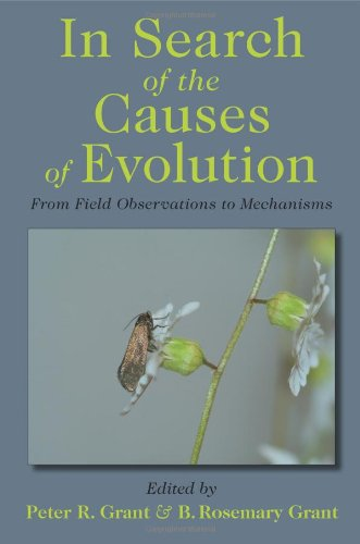 In Search of the Causes of Evolution: From Field Observations to Mechanisms
