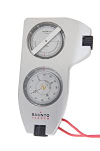 Suunto Tandem-360PC/360R Compass and Clinometer with Declination
