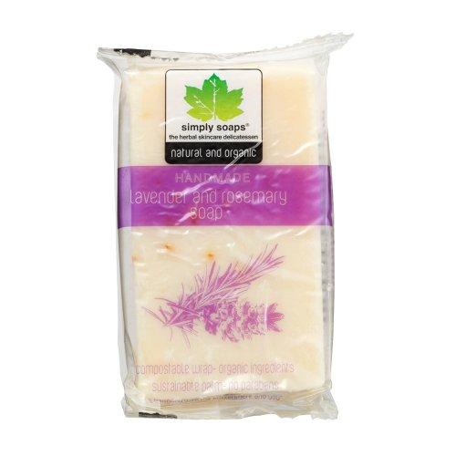 simply soaps LR ラベンダー&ローズマリーソープ 100g
