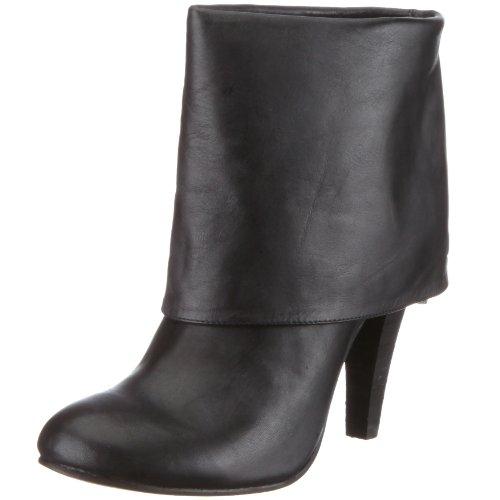 Bronx Women's Taste Revers Black Ankle Boots 33172-B1 8 UK