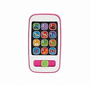 Fisher Price Laugh and Learn Smart Phone, Pink