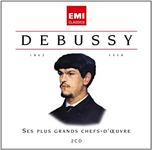 Debussy:Chefs D'oeuvre