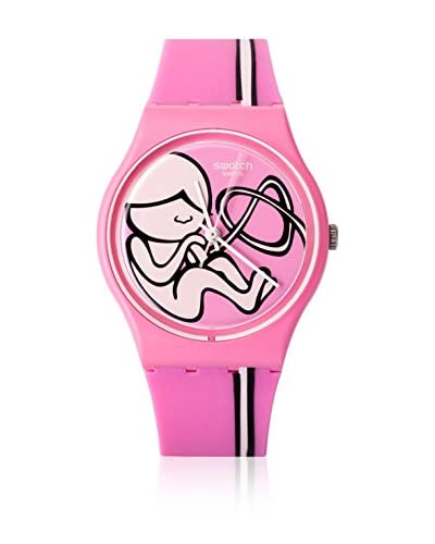 Swatch Reloj de cuarzo Woman ORIGIN OF LOVE GZ242 34 mm
