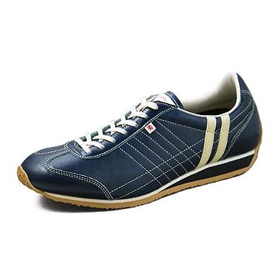 PATRICK PAMIR パトリック スニーカー 靴 パミール NAVY(27972 SS14) 37(23.5cm)