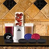 Big Boss Multi Blender The 15-Piece Hi Speed 300-Watt Personal Countertop Blender Mixing System