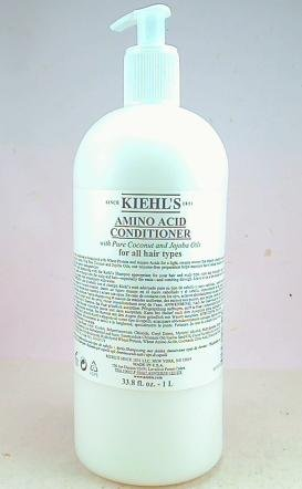 Kiehl's Amino Acid Conditioner with pure coconut and Jojoba oil 33.8